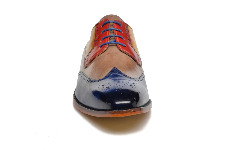 Schnürschuhe Melvin & Hamilton Jeff 14 mehrfarbig schuhe getragen