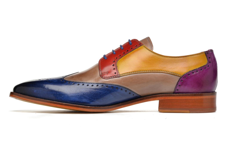 Chaussures à lacets Melvin & Hamilton Jeff 14 Multicolore vue face