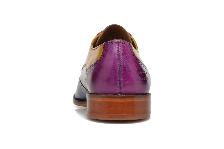 Chaussures à lacets Melvin & Hamilton Jeff 14 Multicolore vue droite