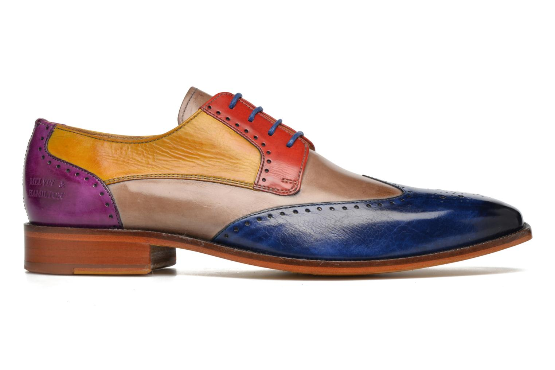 Chaussures à lacets Melvin & Hamilton Jeff 14 Multicolore vue derrière