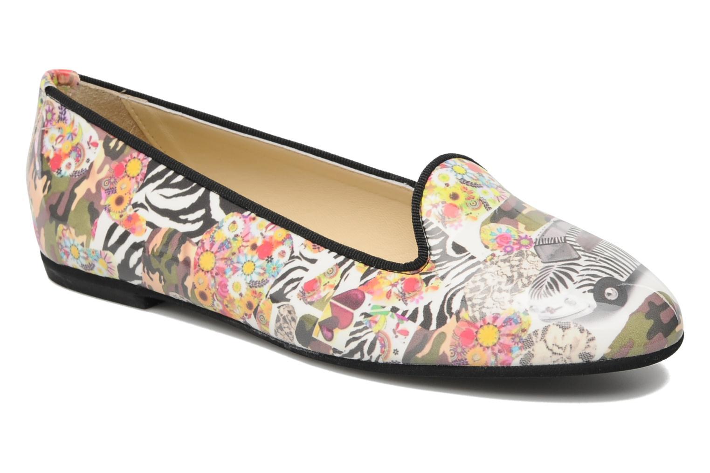 Loafers Coco et abricot Donilo Multi detaljerad bild på paret
