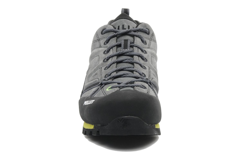 Chaussures de sport Millet Trident Guide Gris vue portées chaussures
