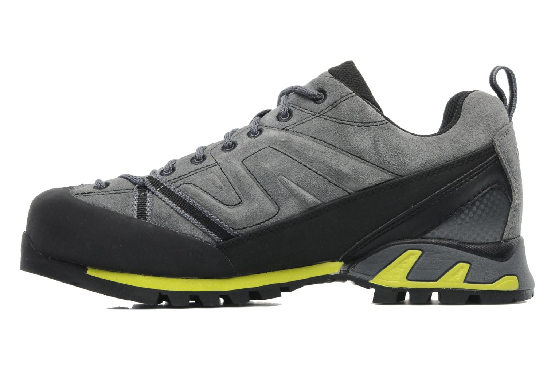 Chaussures de sport Millet Trident Guide Gris vue face