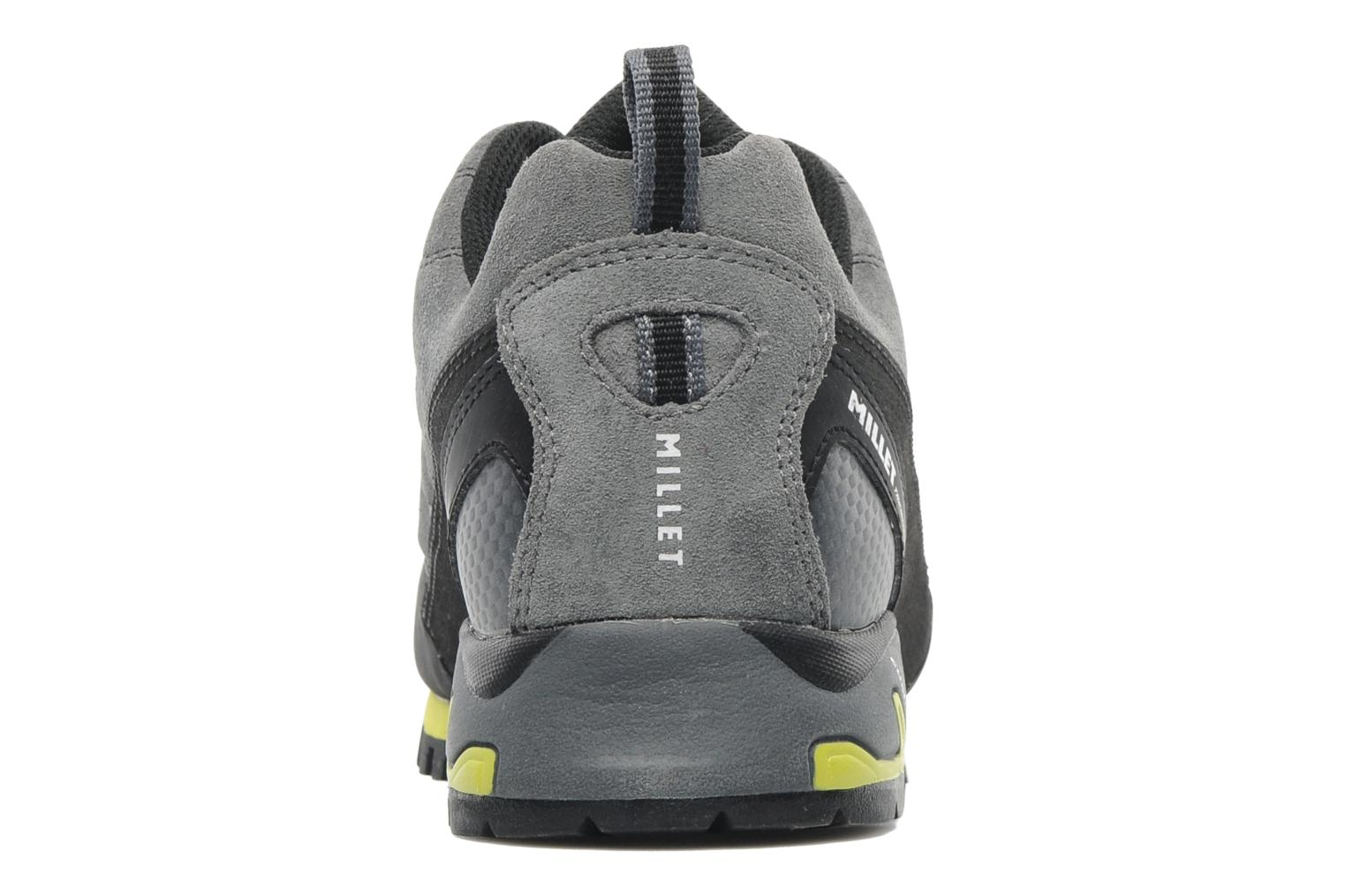 Trident Guide Anthracite/Acid Green