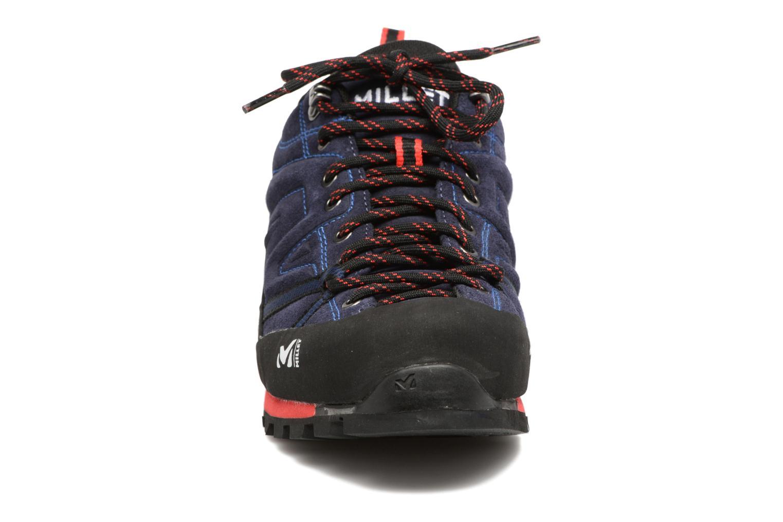 Chaussures de sport Millet Trident Guide Noir vue portées chaussures