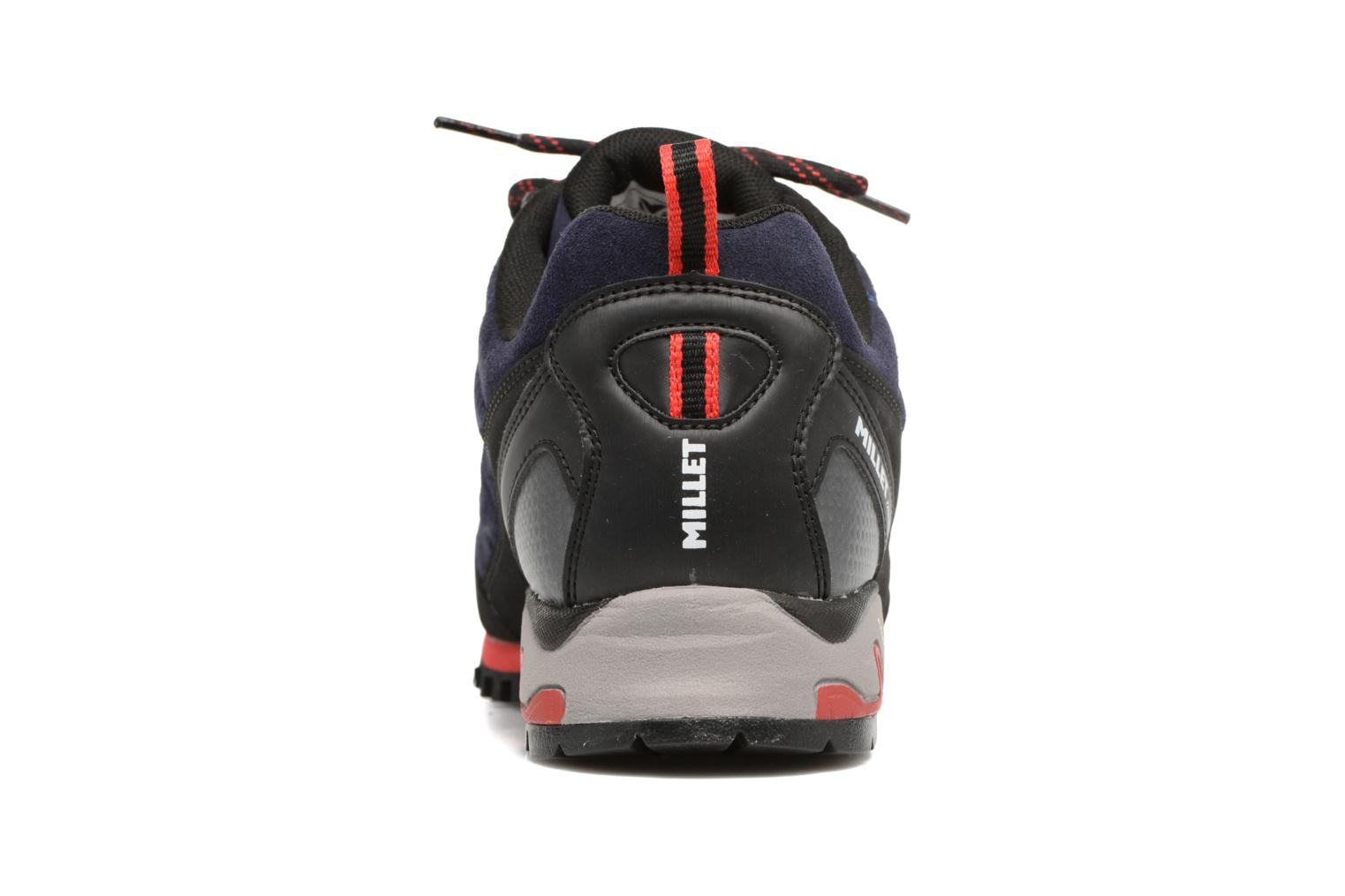 Sport shoes Millet Trident Guide Black view from the right
