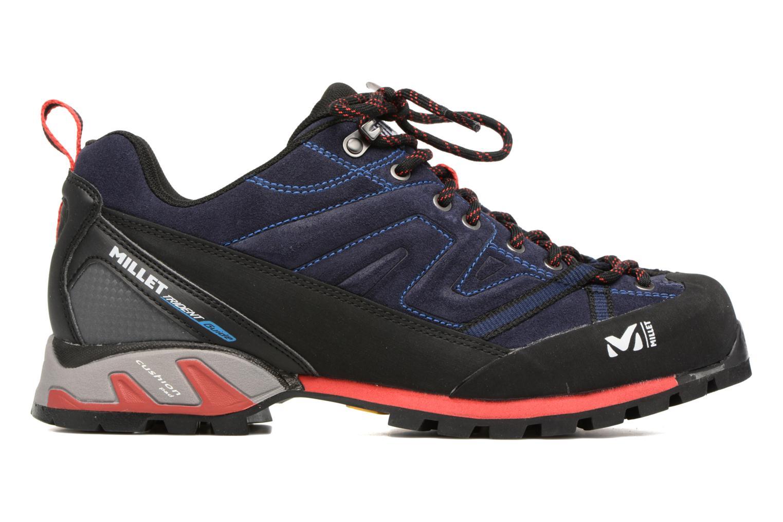 Chaussures de sport Millet Trident Guide Noir vue derrière
