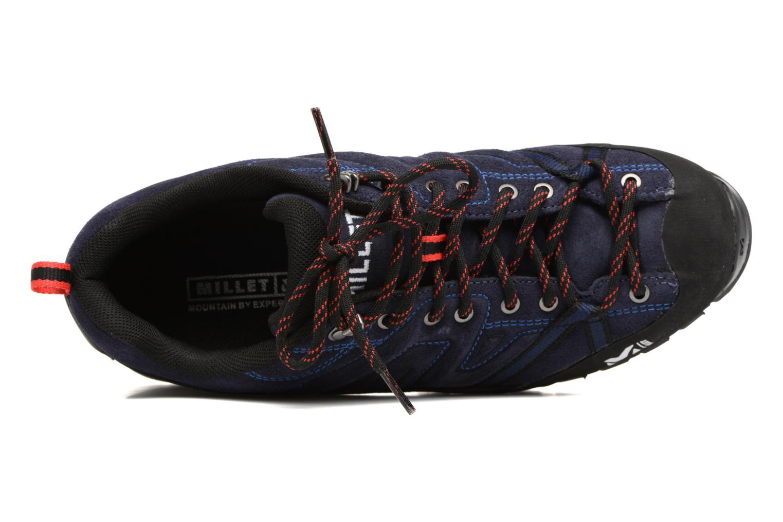 Chaussures de sport Millet Trident Guide Noir vue gauche
