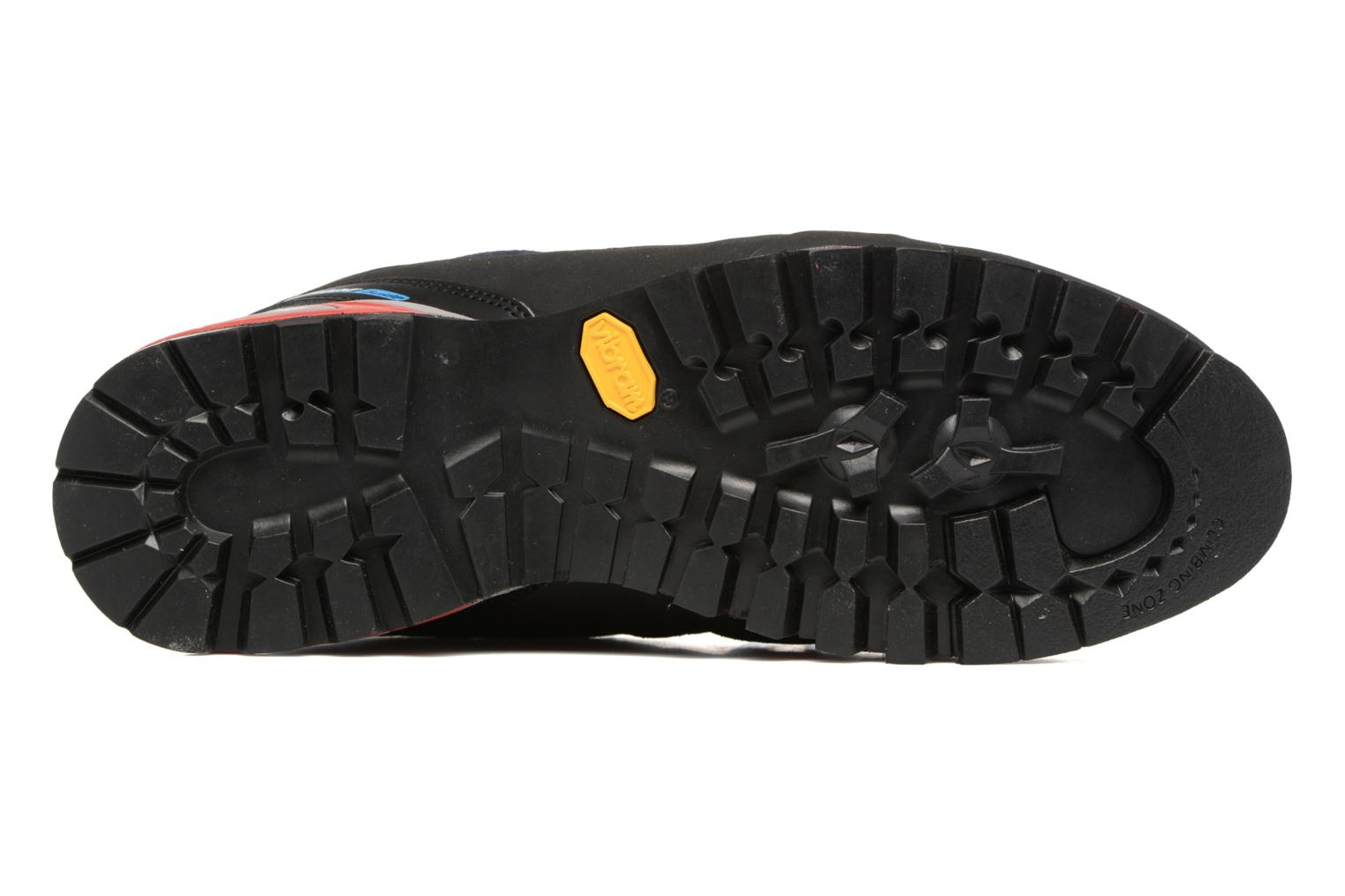 Sport shoes Millet Trident Guide Black view from above