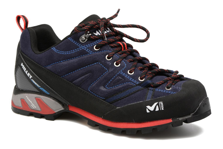 Sportssko Millet Trident Guide Sort detaljeret billede af skoene