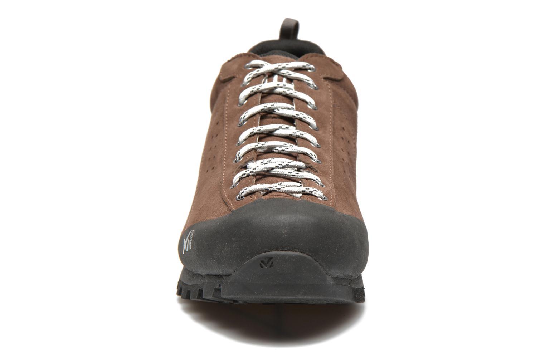 Chaussures de sport Millet Friction Marron vue portées chaussures