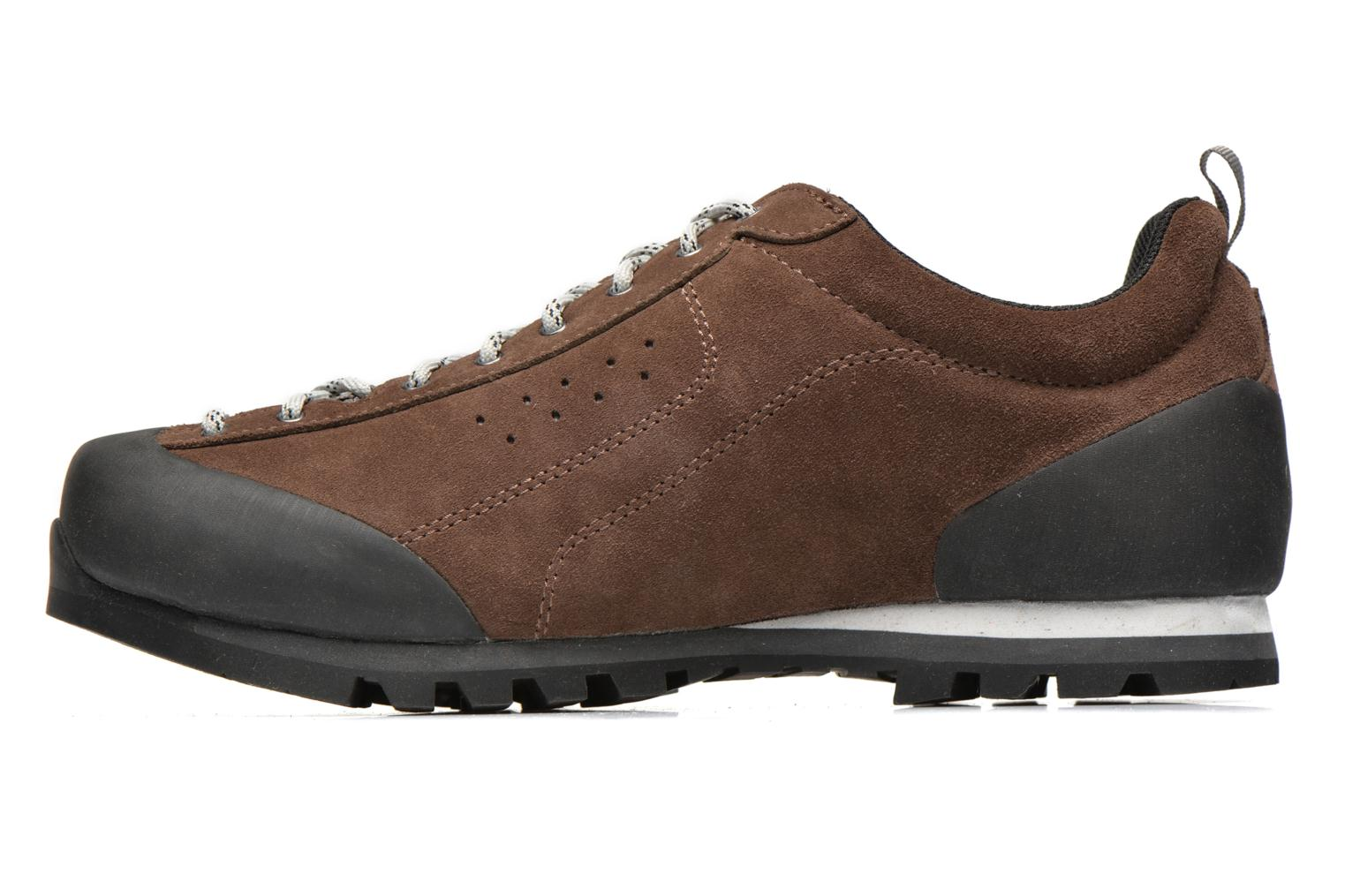 Sport shoes Millet Friction Brown front view