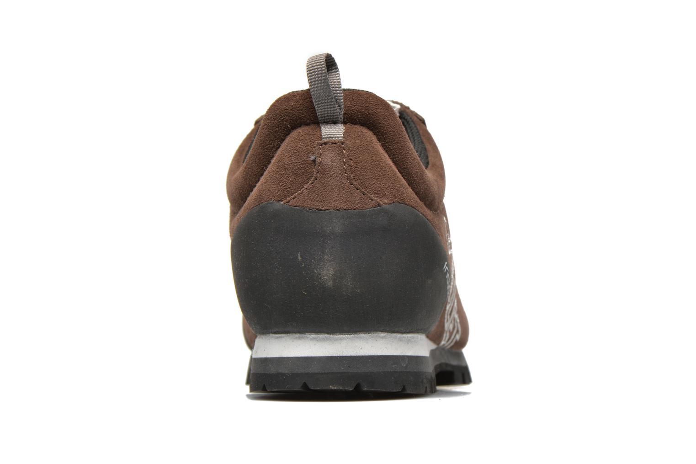 Chaussures de sport Millet Friction Marron vue droite