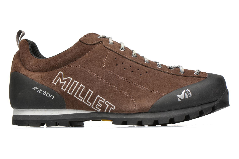 Chaussures de sport Millet Friction Marron vue derrière