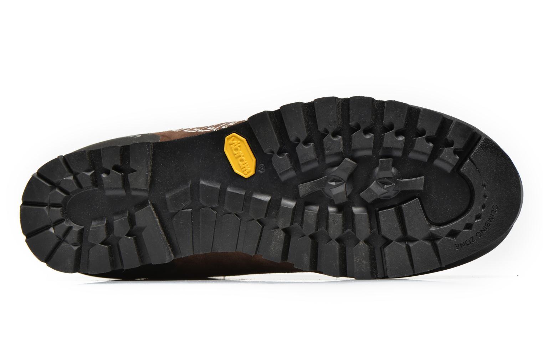 Chaussures de sport Millet Friction Marron vue haut