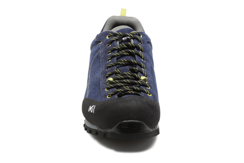 Chaussures de sport Millet Friction Bleu vue portées chaussures