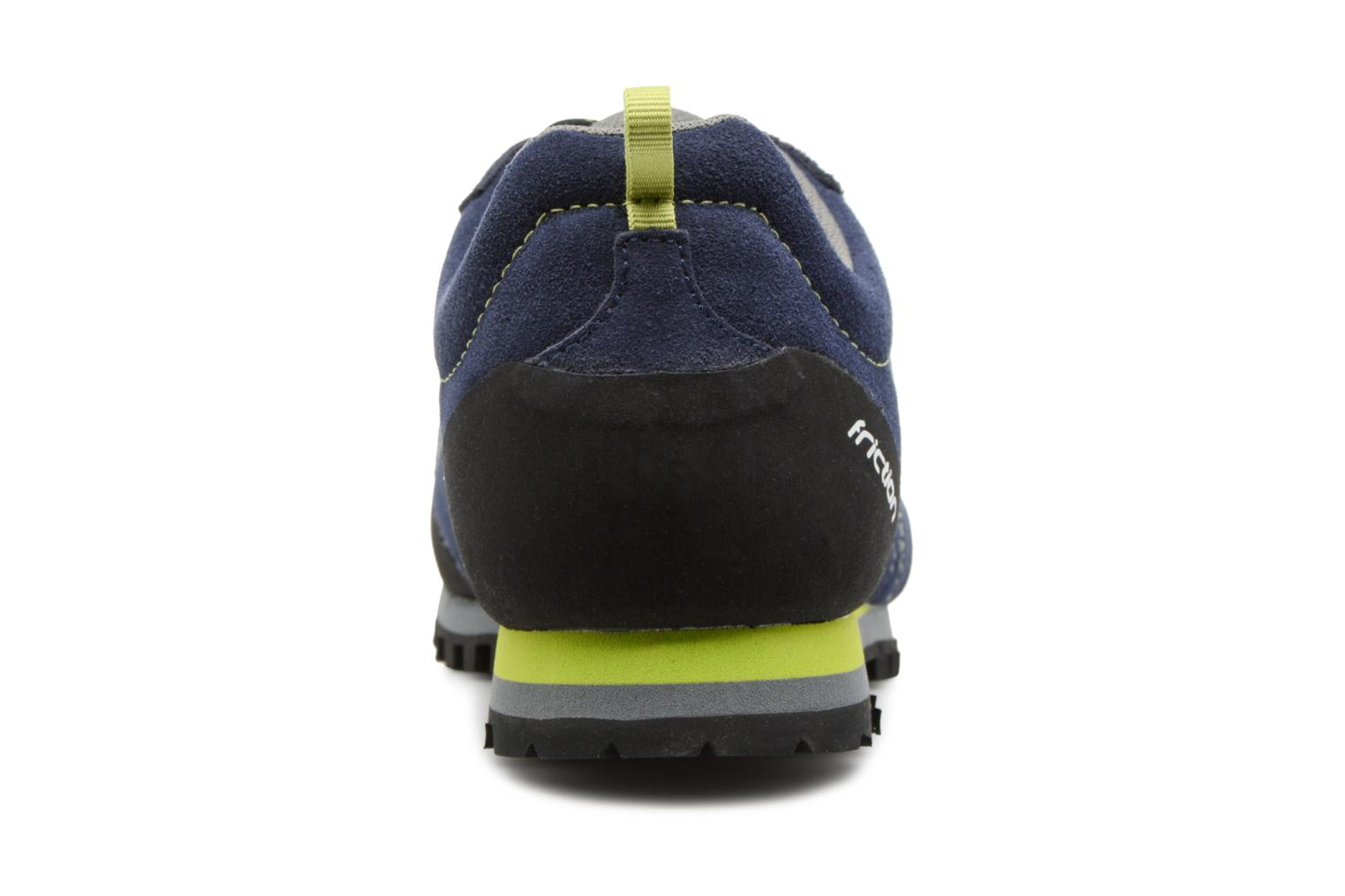 Sport shoes Millet Friction Blue view from the right