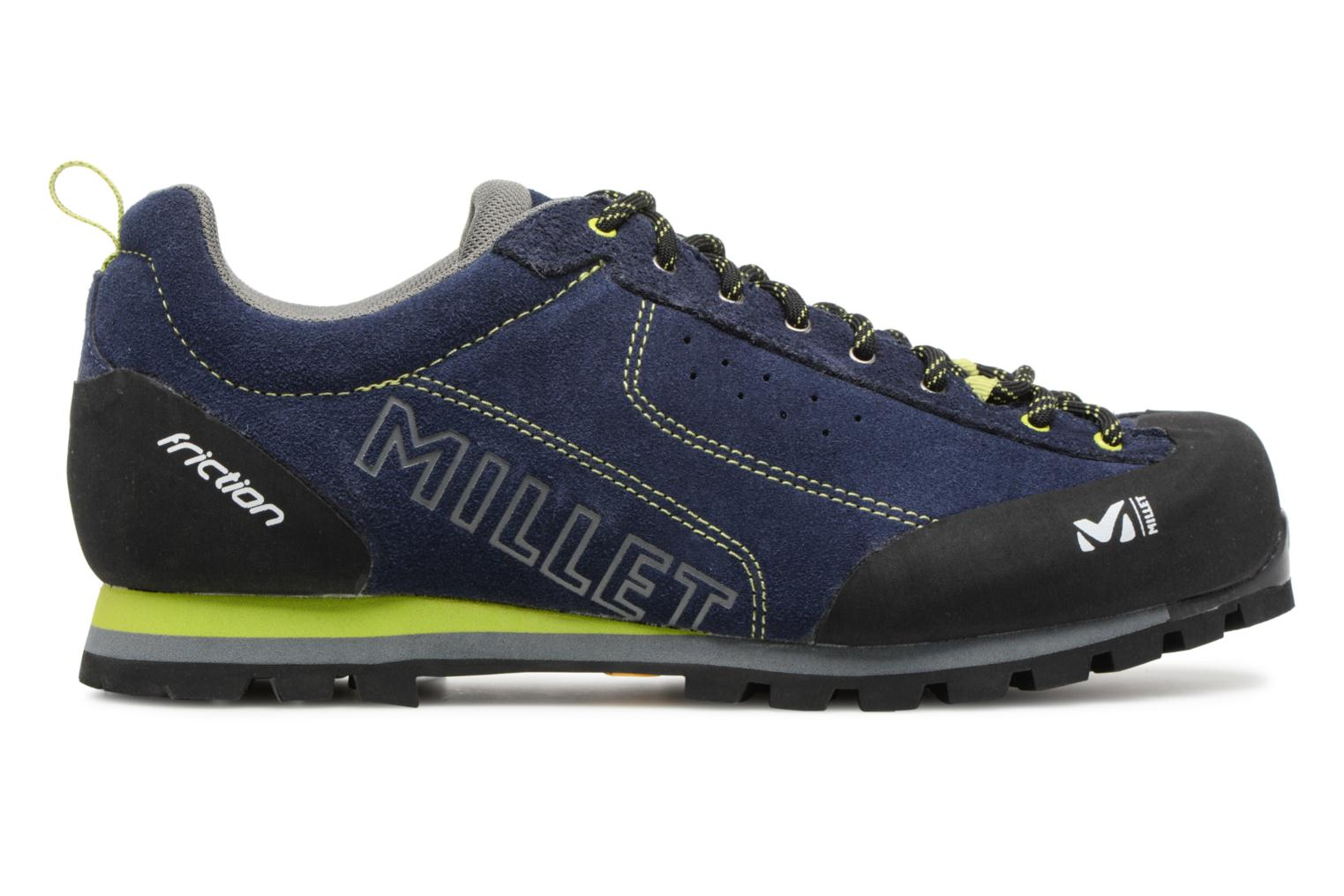 Sport shoes Millet Friction Blue back view