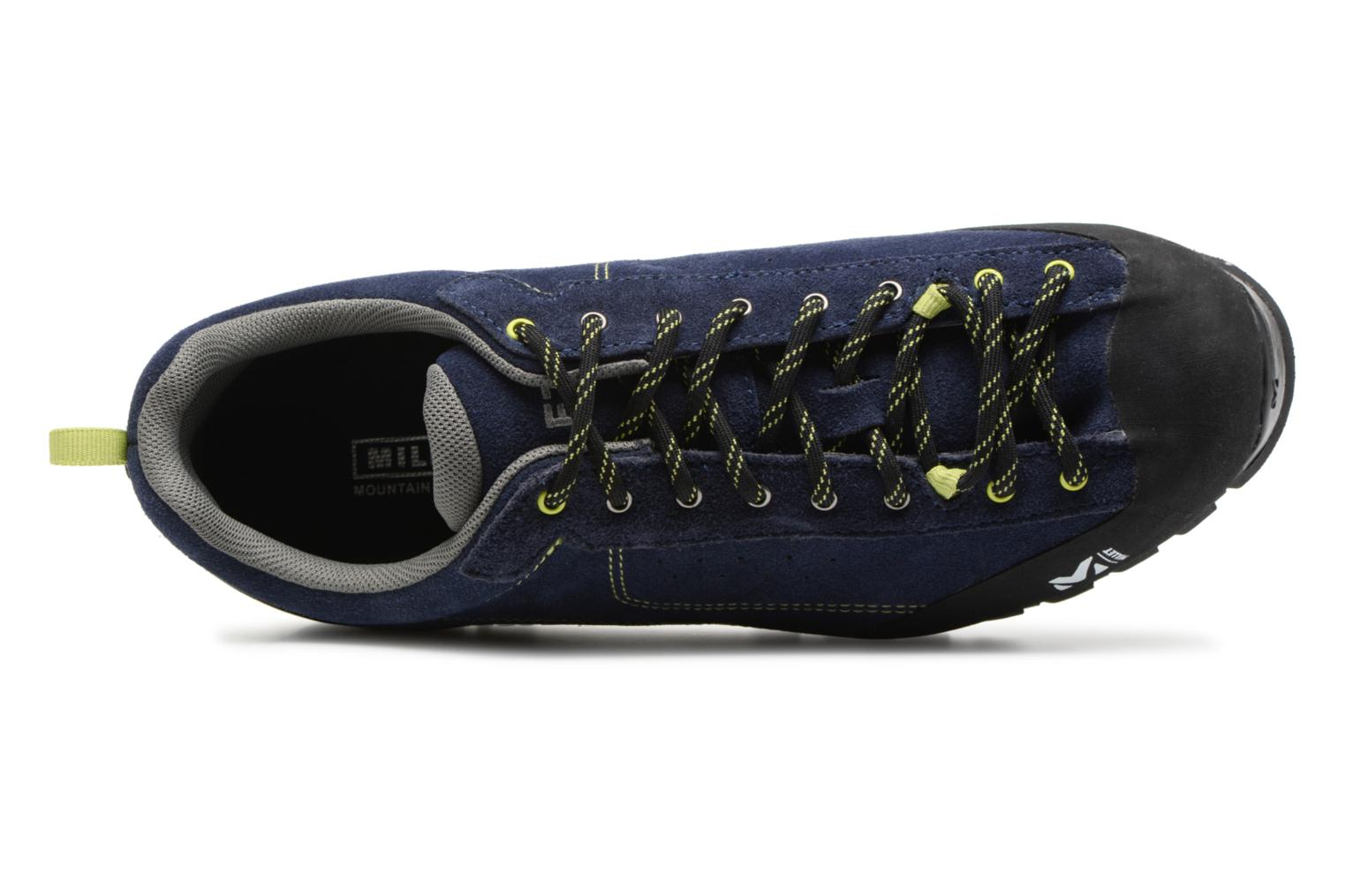 Sport shoes Millet Friction Blue view from the left