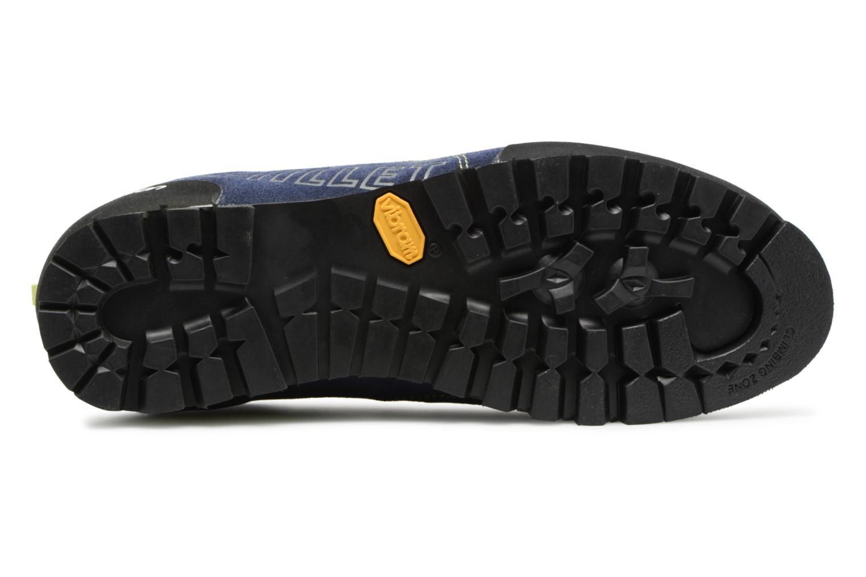 Chaussures de sport Millet Friction Bleu vue haut