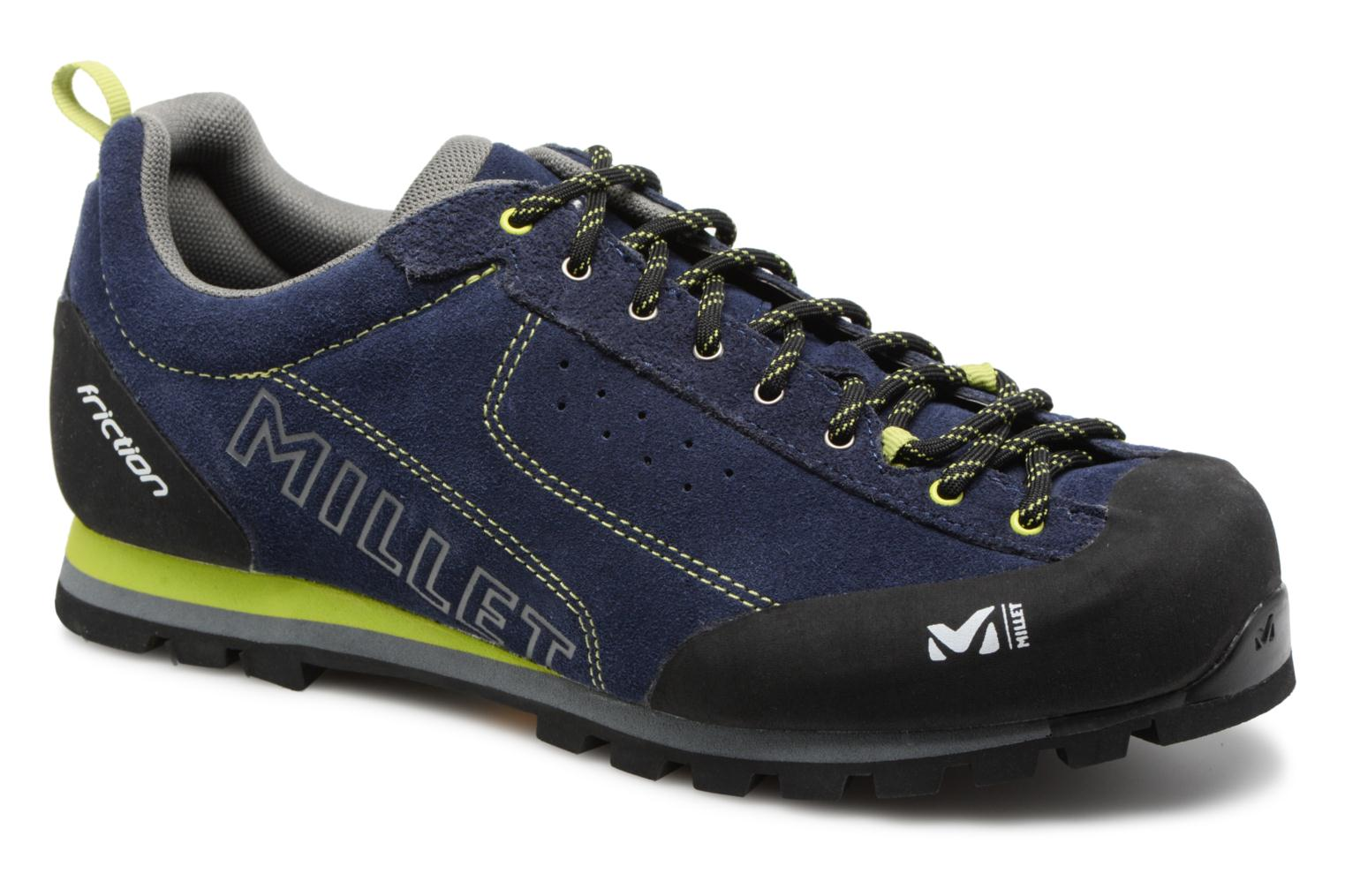 Sport shoes Millet Friction Blue detailed view/ Pair view