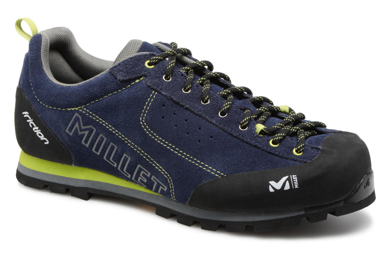 Chaussures de sport Millet Friction Bleu vue détail/paire