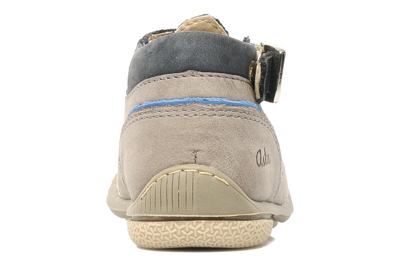 Boots en enkellaarsjes Aster BOREAL Grijs rechts
