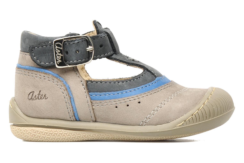 Stiefeletten & Boots Aster BOREAL grau ansicht von hinten