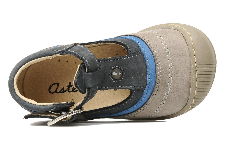 Boots en enkellaarsjes Aster BOREAL Grijs links
