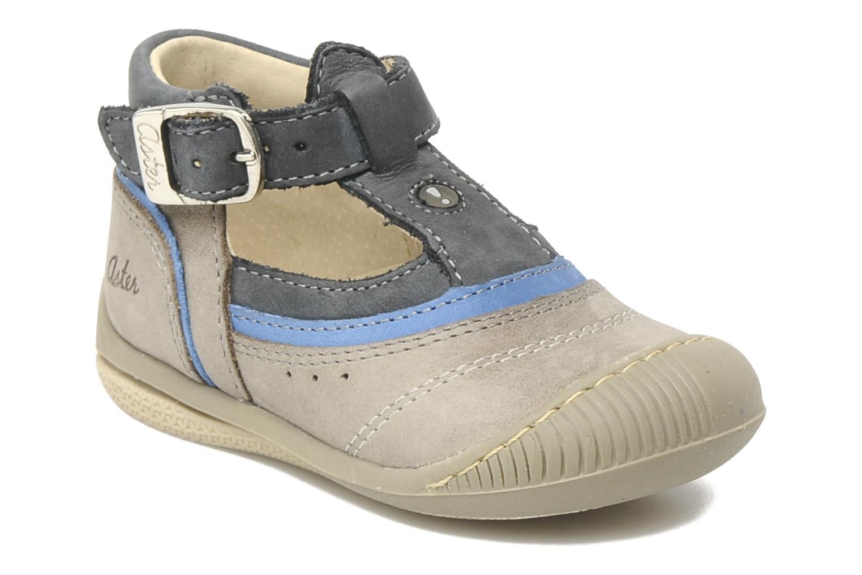 Boots en enkellaarsjes Aster BOREAL Grijs detail