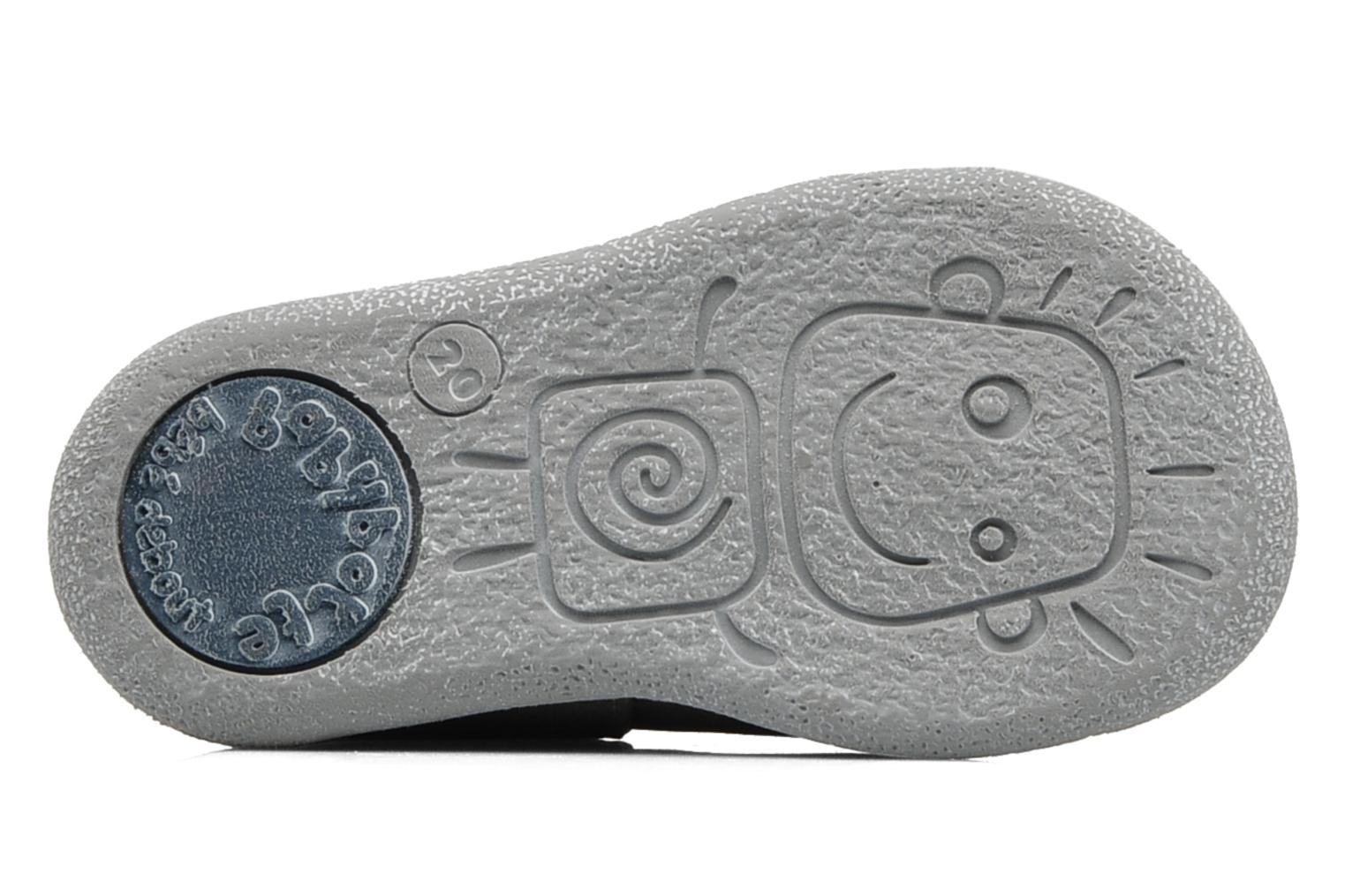 Summer boots Babybotte Pitt Grey view from above
