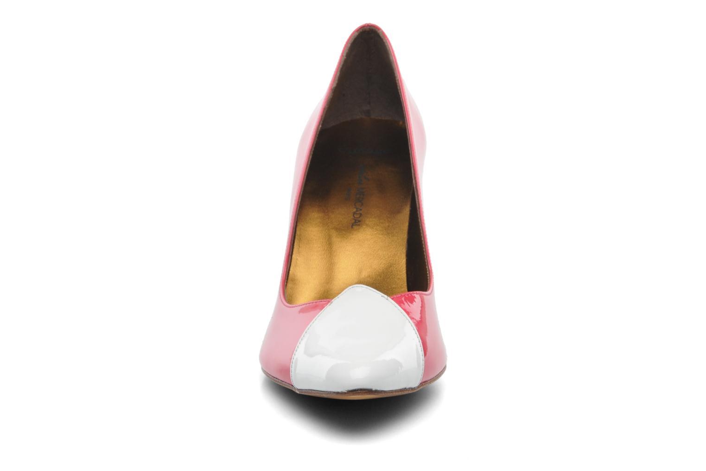 High heels Atelier Mercadal Vanina Pink model view