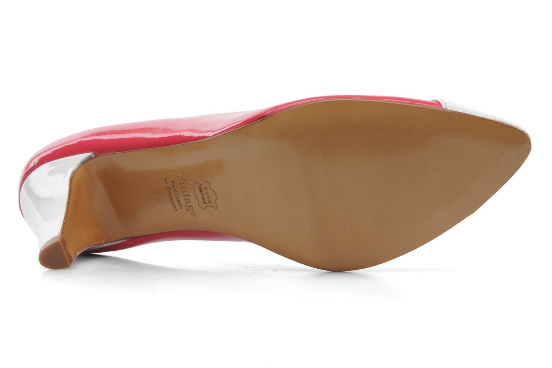 High heels Atelier Mercadal Vanina Pink view from above