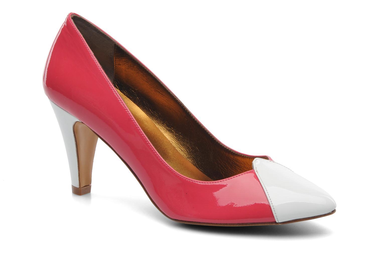 High heels Atelier Mercadal Vanina Pink detailed view/ Pair view
