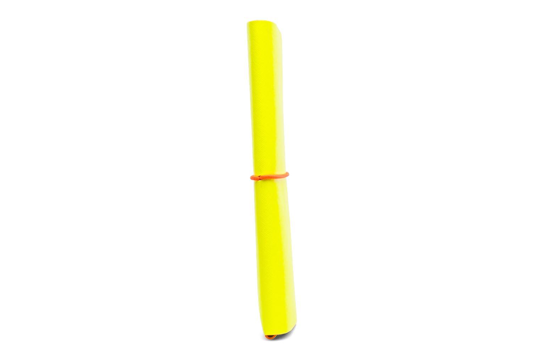 Portemonnaies & Clutches Coverlab I-pad case gelb ansicht von rechts