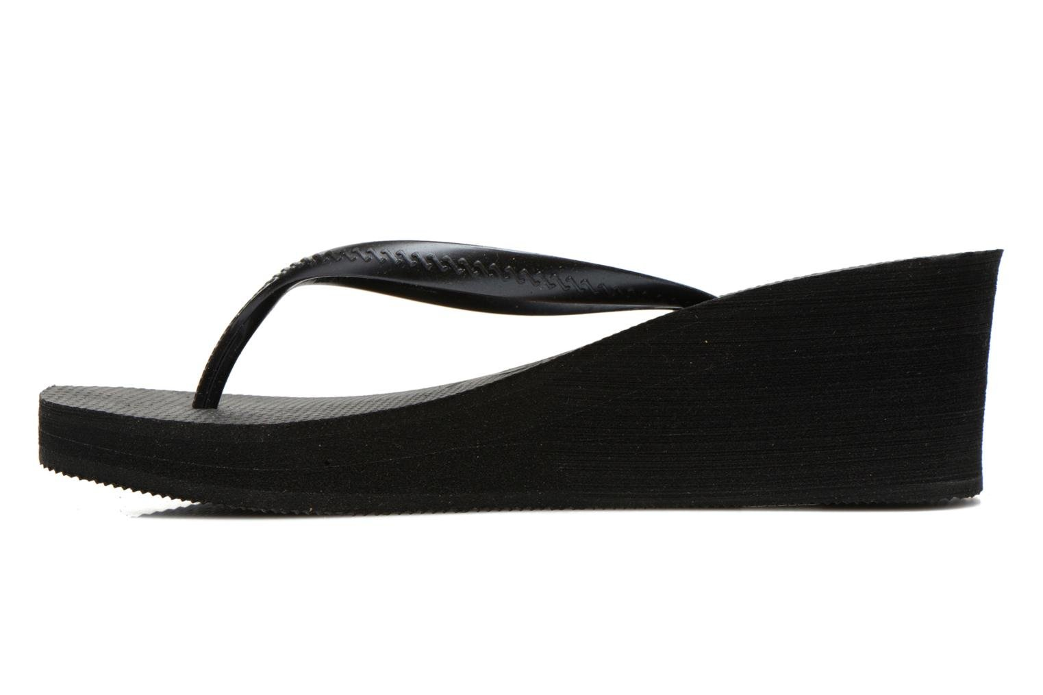 Slippers Havaianas High Fashion Zwart voorkant