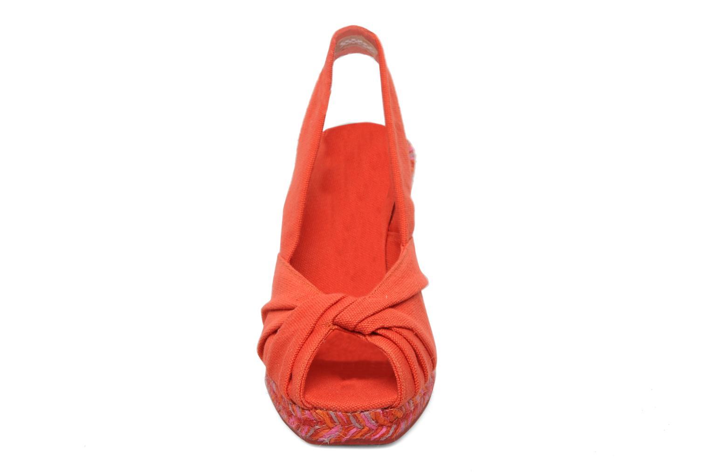 Espadrilles Castaner Dayana multi 8 Oranje model