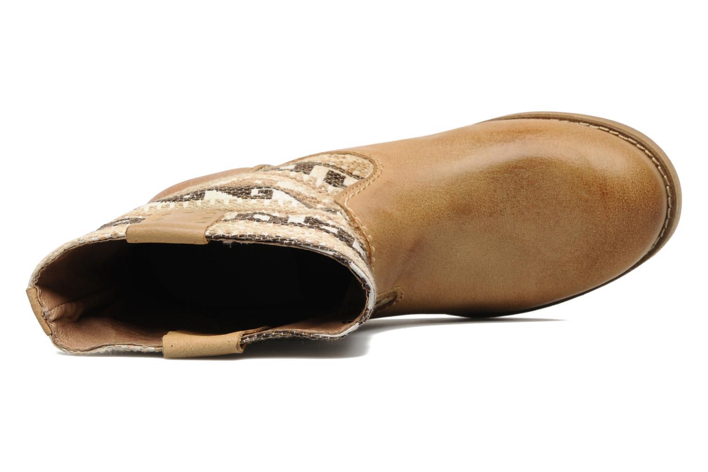 Bottines et boots Koah Dalia Beige vue gauche