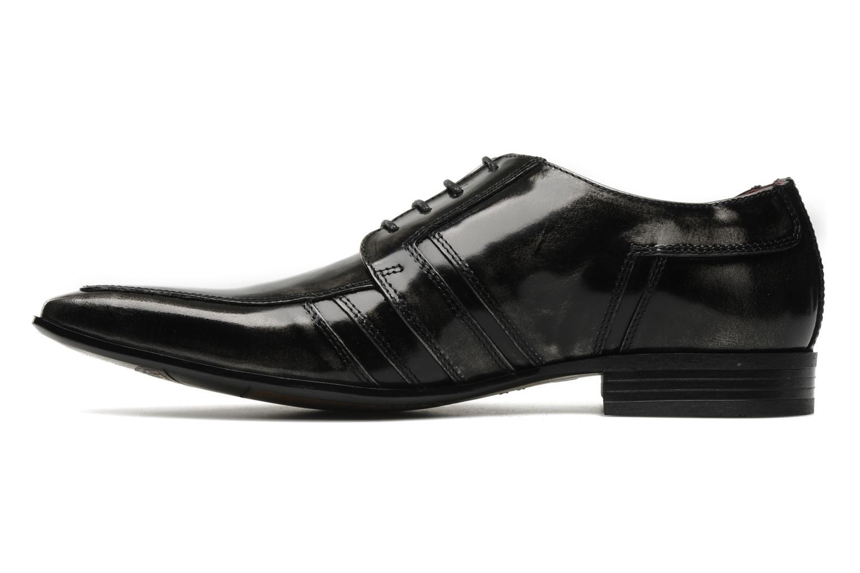 Chaussures à lacets Redskins Horus Noir vue face