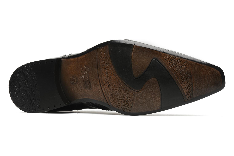 Chaussures à lacets Redskins Horus Noir vue haut