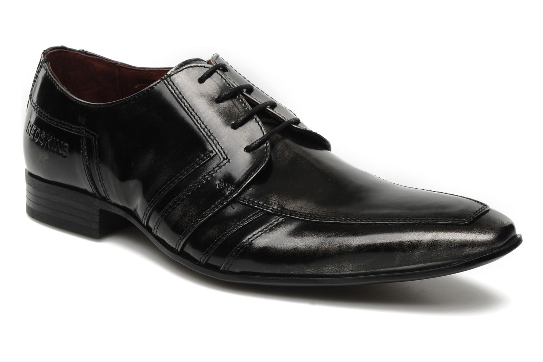 Chaussures à lacets Redskins Horus Noir vue détail/paire