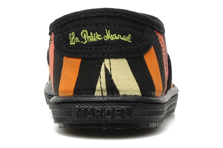 Sneaker Little Marcel Benistic Multi mehrfarbig ansicht von rechts