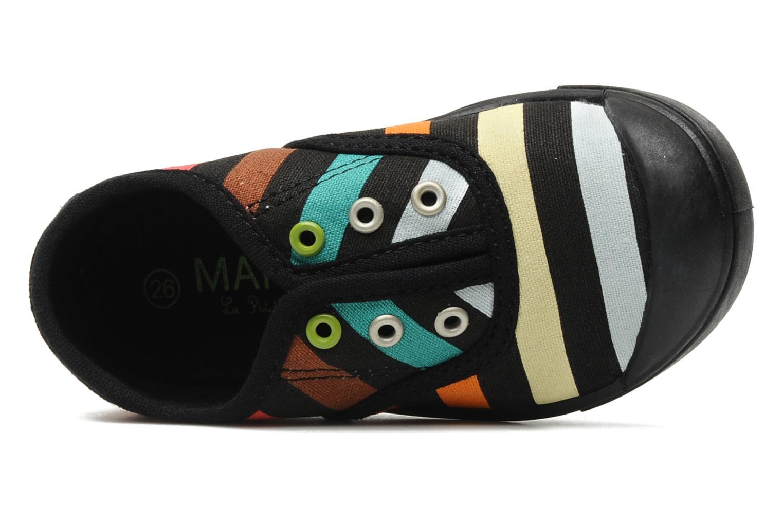 Sneaker Little Marcel Benistic Multi mehrfarbig ansicht von links