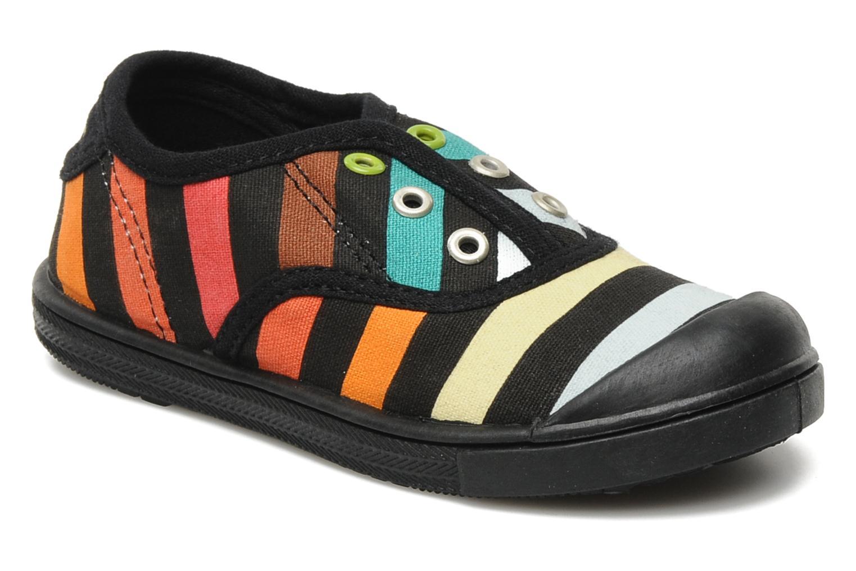 Sneakers Little Marcel Benistic Multi Multicolor detail