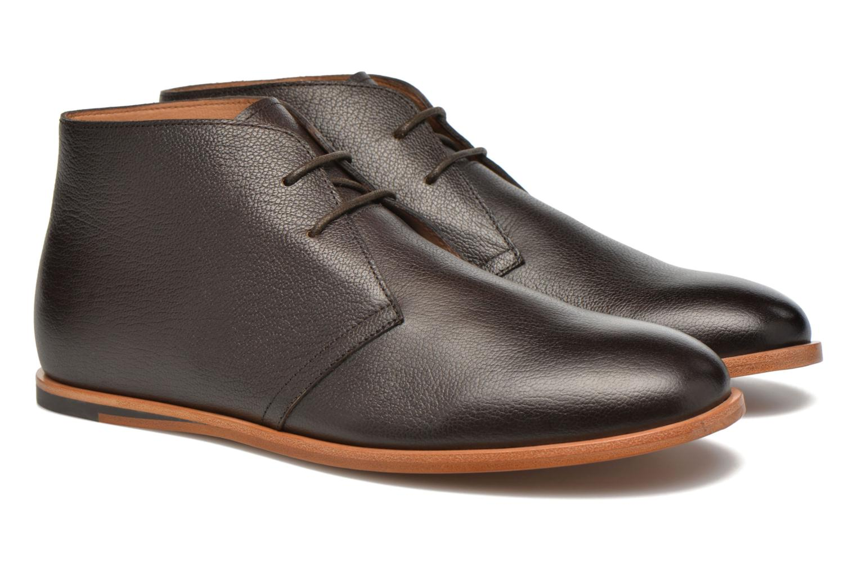 Chaussures à lacets Opening Ceremony CL-M1 DESERT BOOT Marron vue 3/4