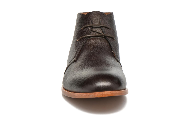 Chaussures à lacets Opening Ceremony CL-M1 DESERT BOOT Marron vue portées chaussures