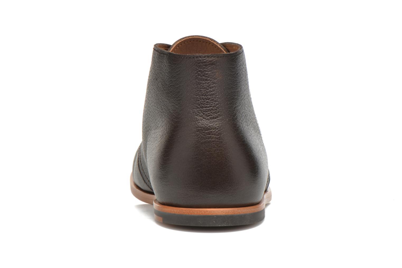 Chaussures à lacets Opening Ceremony CL-M1 DESERT BOOT Marron vue droite