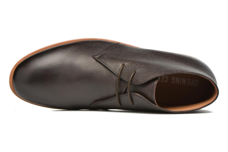 Chaussures à lacets Opening Ceremony CL-M1 DESERT BOOT Marron vue gauche