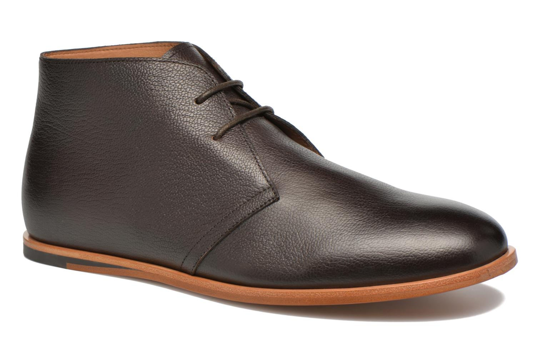 Chaussures à lacets Opening Ceremony CL-M1 DESERT BOOT Marron vue détail/paire