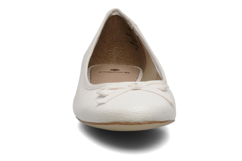 Ballerina's Pieces Ariana Wit model